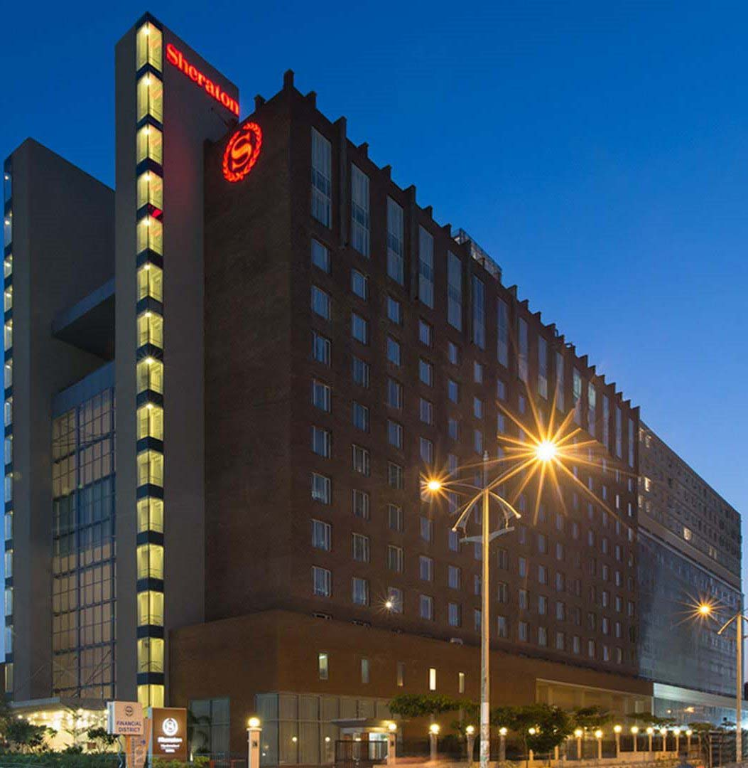 Sheraton at Hyderabad